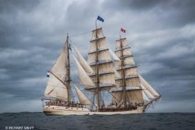 Dutch Barque 'Europa'
