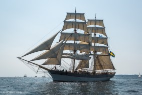 Swedish Brig Trekronor