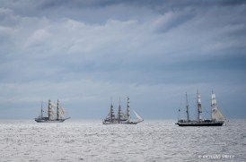 Guayas and Stavros S Niarchos, Pogoria and Lord Nelson,