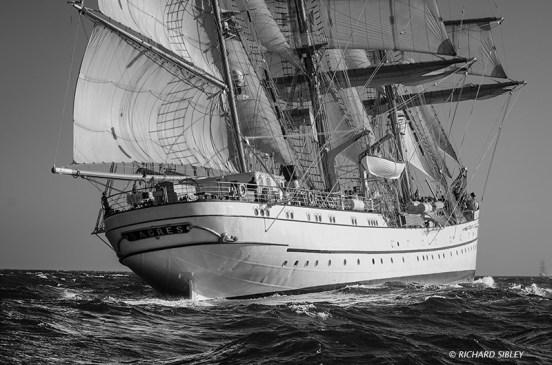 Portuguese Barque, NRP Sagres ll