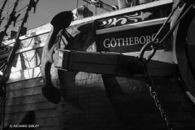 1250kg of ships anchor