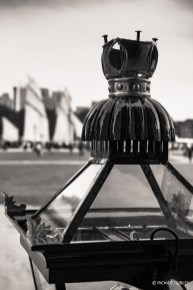 Detail of the street lighting, Royal Greenwich