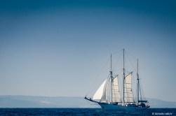 Schooner Blue Clipper, Great Britain
