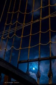 Full Moon. Les Sables d'Olonne 2017