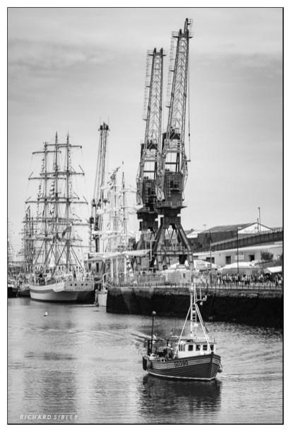 Port of Sunderland UK