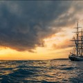 Morgenster, Den Helder to Lisbon expedition 2019