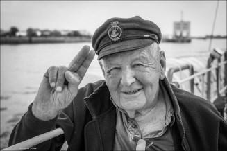 A day trip onboard Gulden Leeuw. Tall Ships Regatta, Greenwich 2014 -