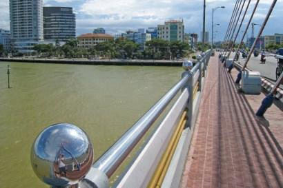 On the Han River Bridge