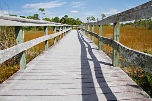 Walkway to the Po-hay-okee Overlook