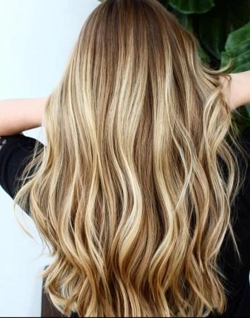golden blonde claudia