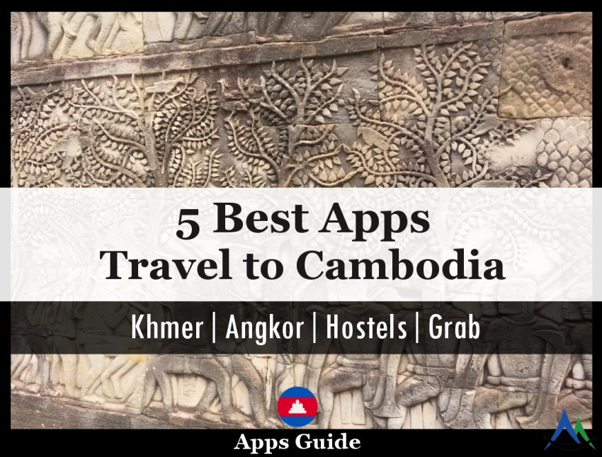 15 Essential Travel Apps