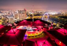 Top 10 Rooftop Bars in Singapore