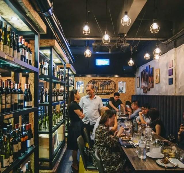 Fat Cork Wine Bar