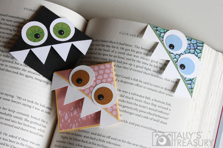 Monster Book Marks