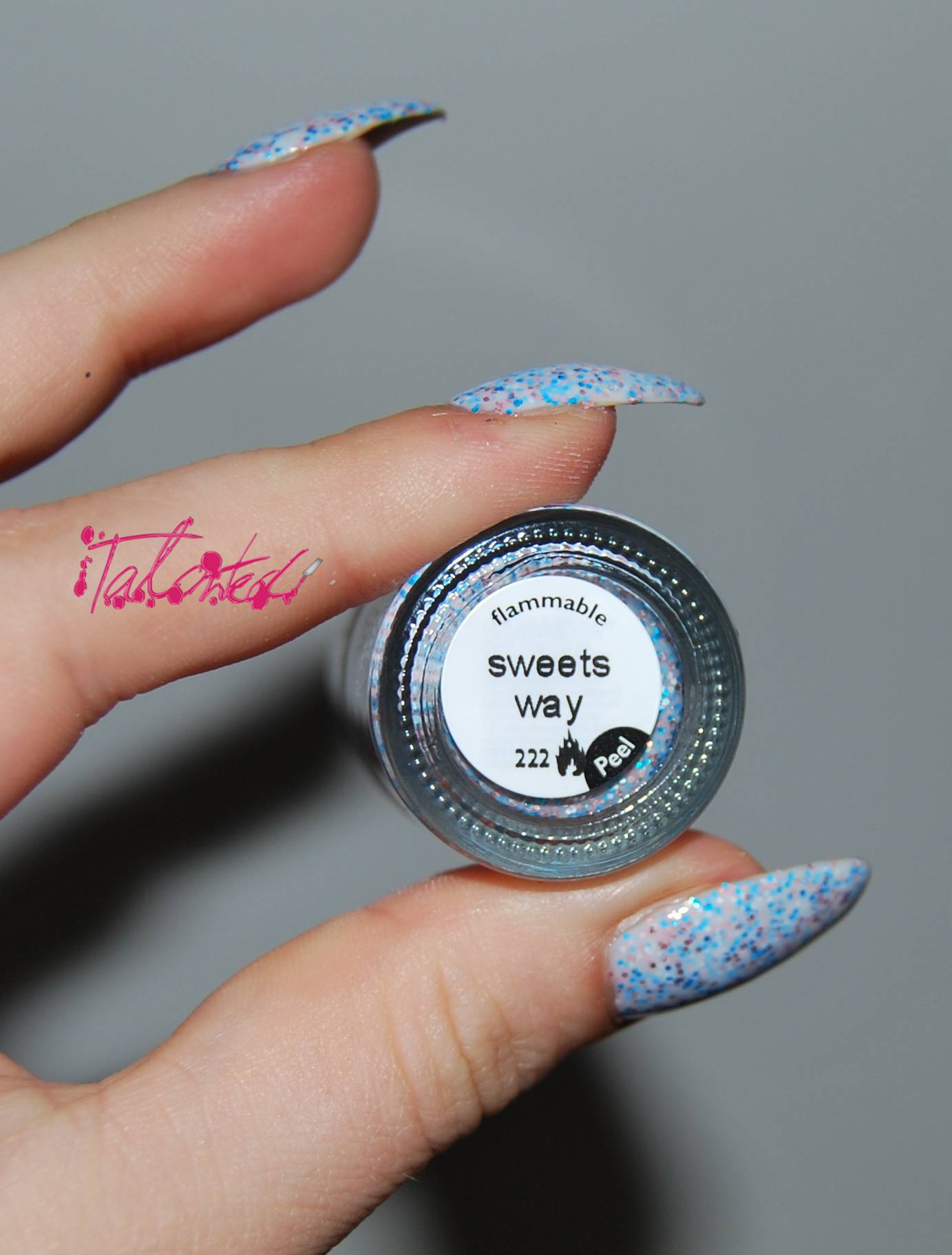 Nails Inc Sweets Way Review