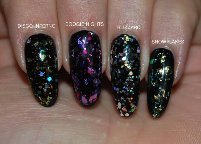 Models Own Glitterball Range