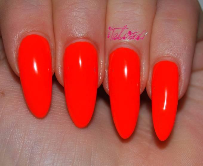 Models Own Fluoro Orange