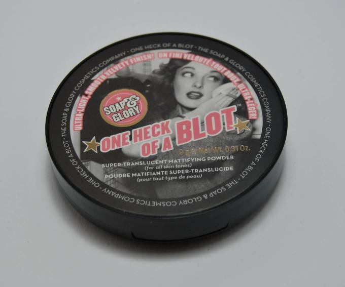 Soap & Glory Archery and One Heck Of A Blot