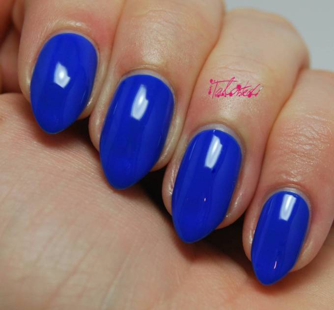 Kiko Electric Blue 336 Review