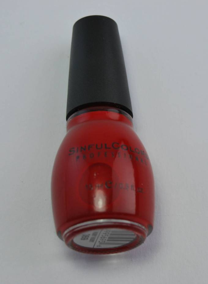 Sinful Colors Ruby Ruby