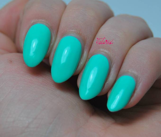 Kiko 389 Mint Milk Review