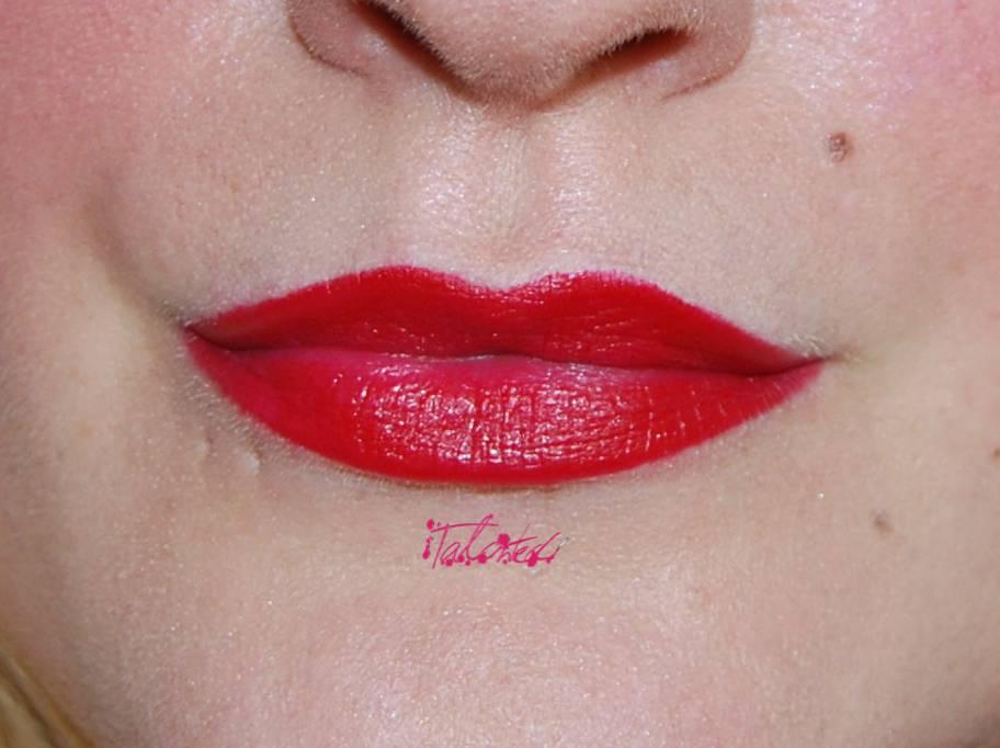 Daniel Sandler Luxury Matte Lipstick Red Carpet