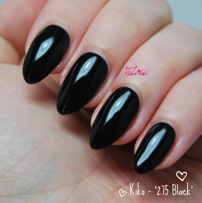 Kiko 275 Black