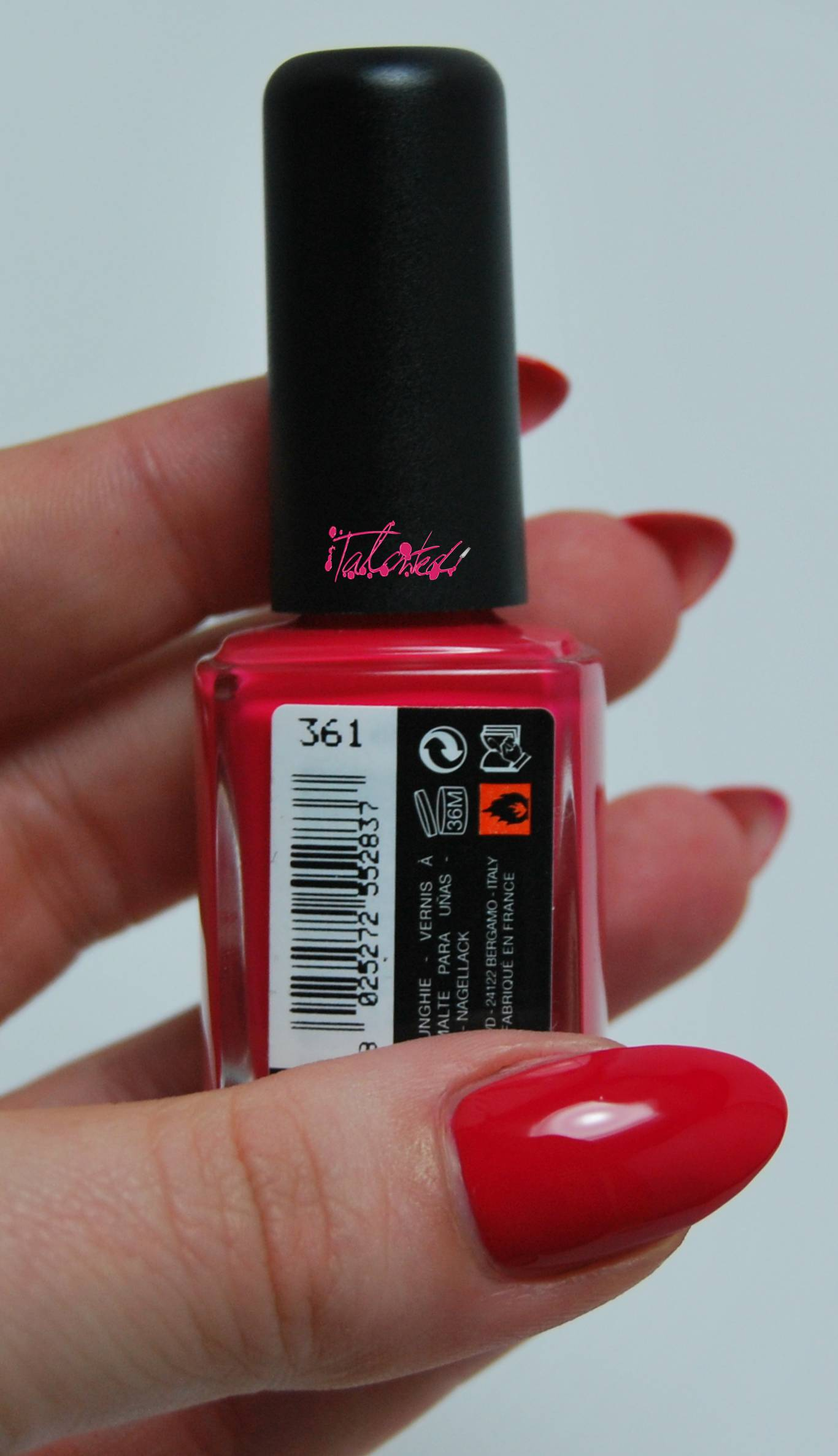 Kiko '361 Raspberry Pink'