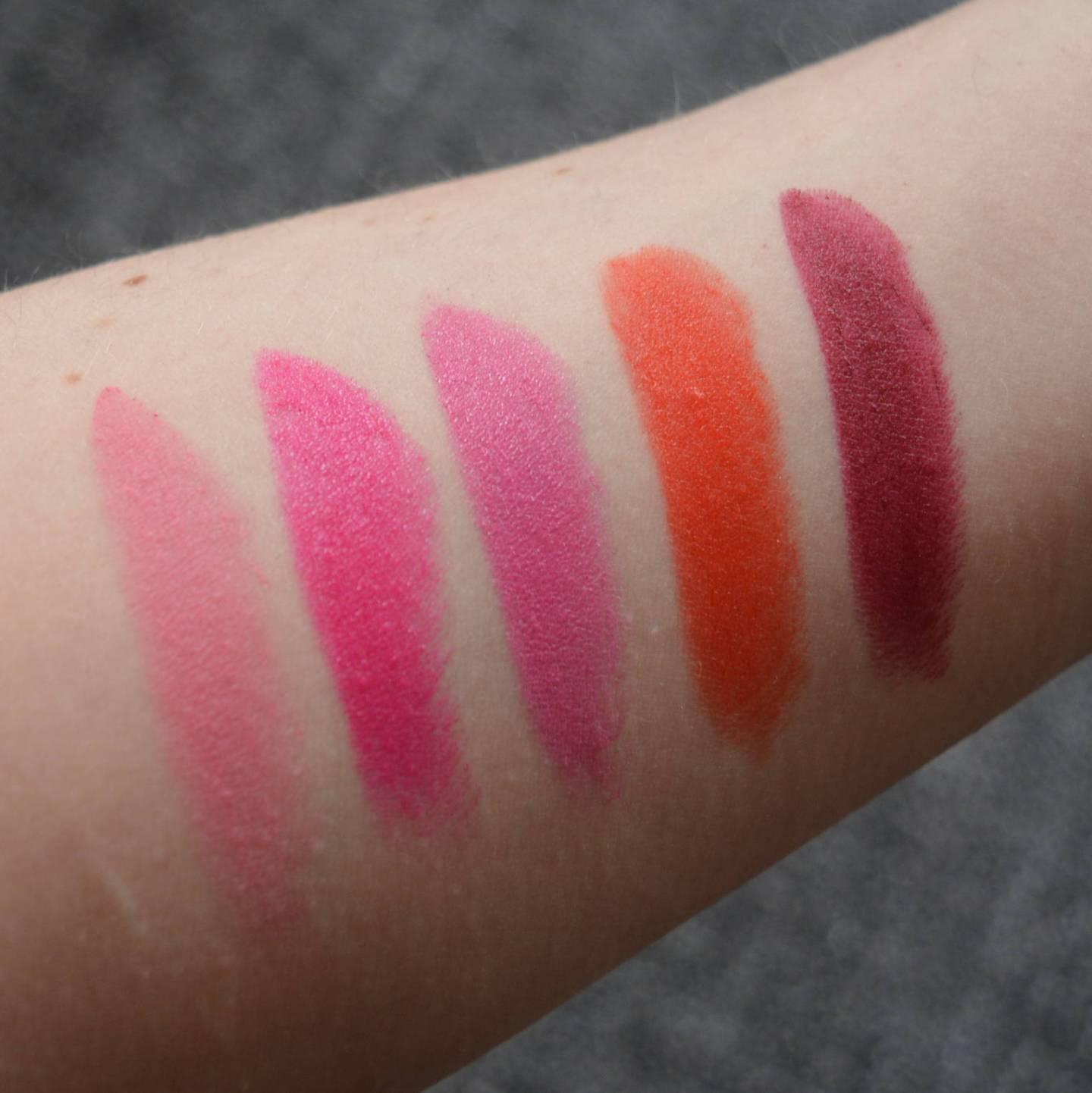 L'Oréal Paris Color Riche 30 Years Lipstick Collection