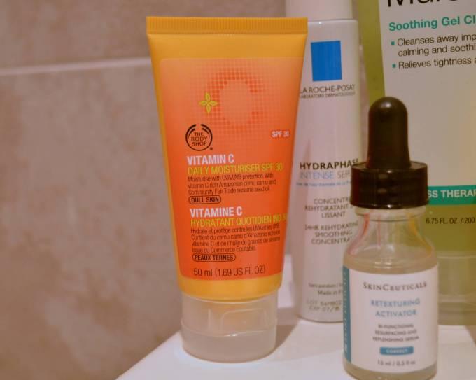 Skincare Shake Up January