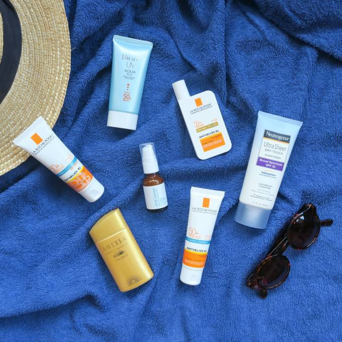 Sunscreens For Rosacea Sensitive Skin