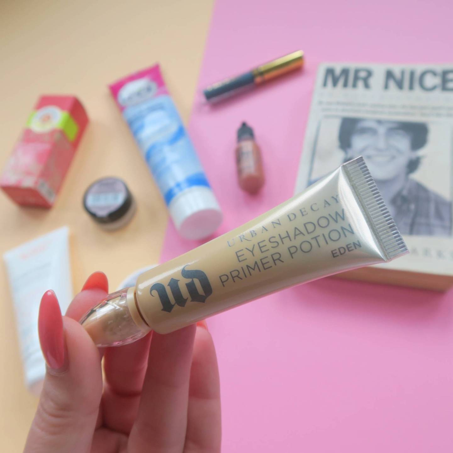 May 2016 Monthly Favourites Urban Decay eye primer