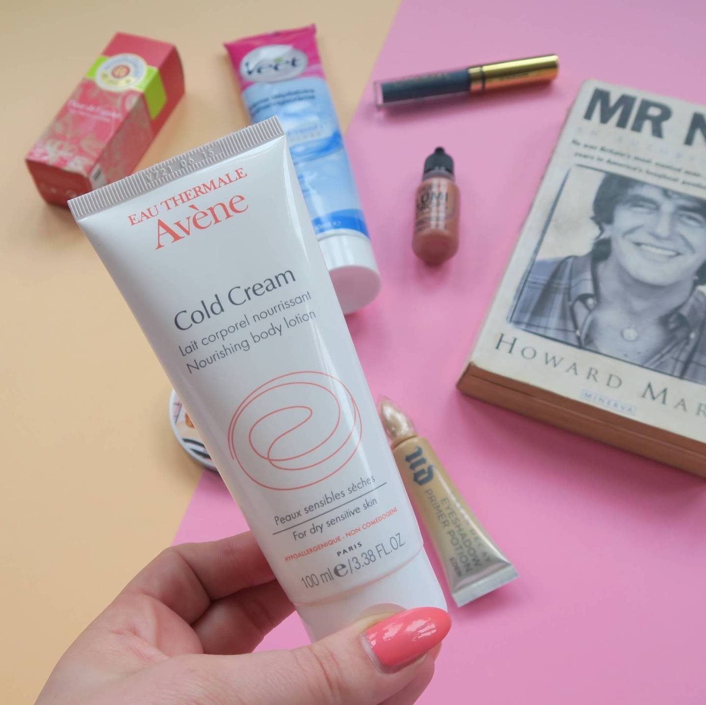 May 2016 Monthly Favourites Avene Cold Cream