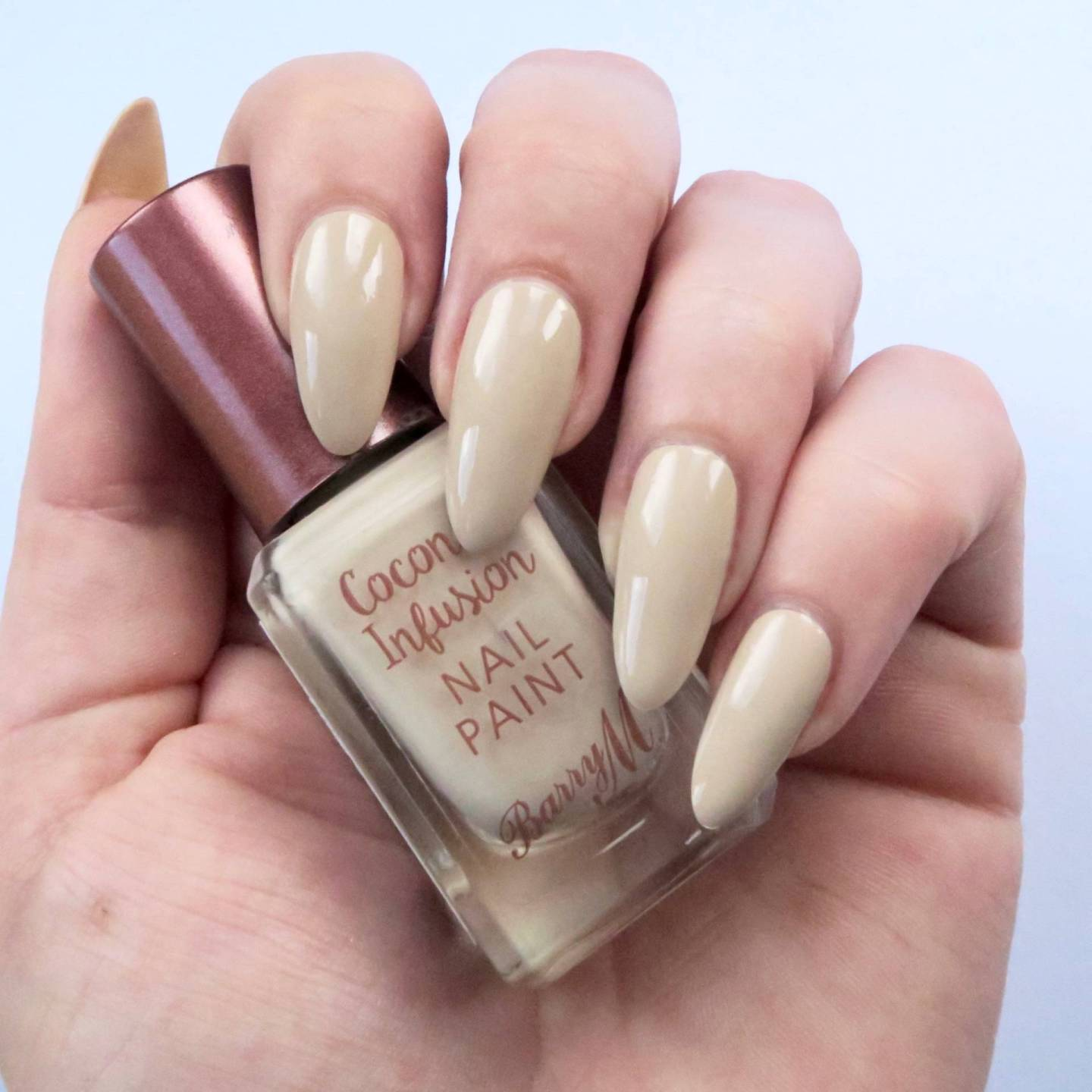 Barry M Nail Paint - Lychee reviews, photos - Makeupalley