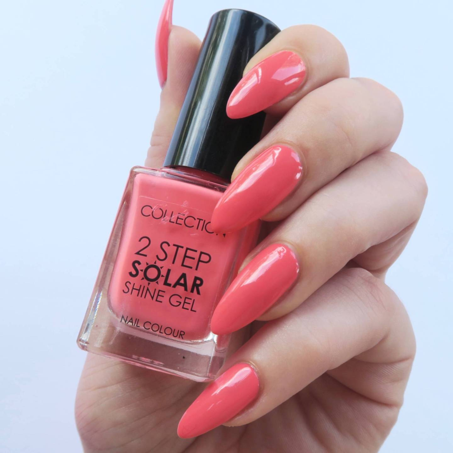 Collection Solar Shine Gels