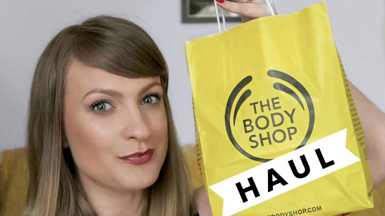 A Body Shop Haul