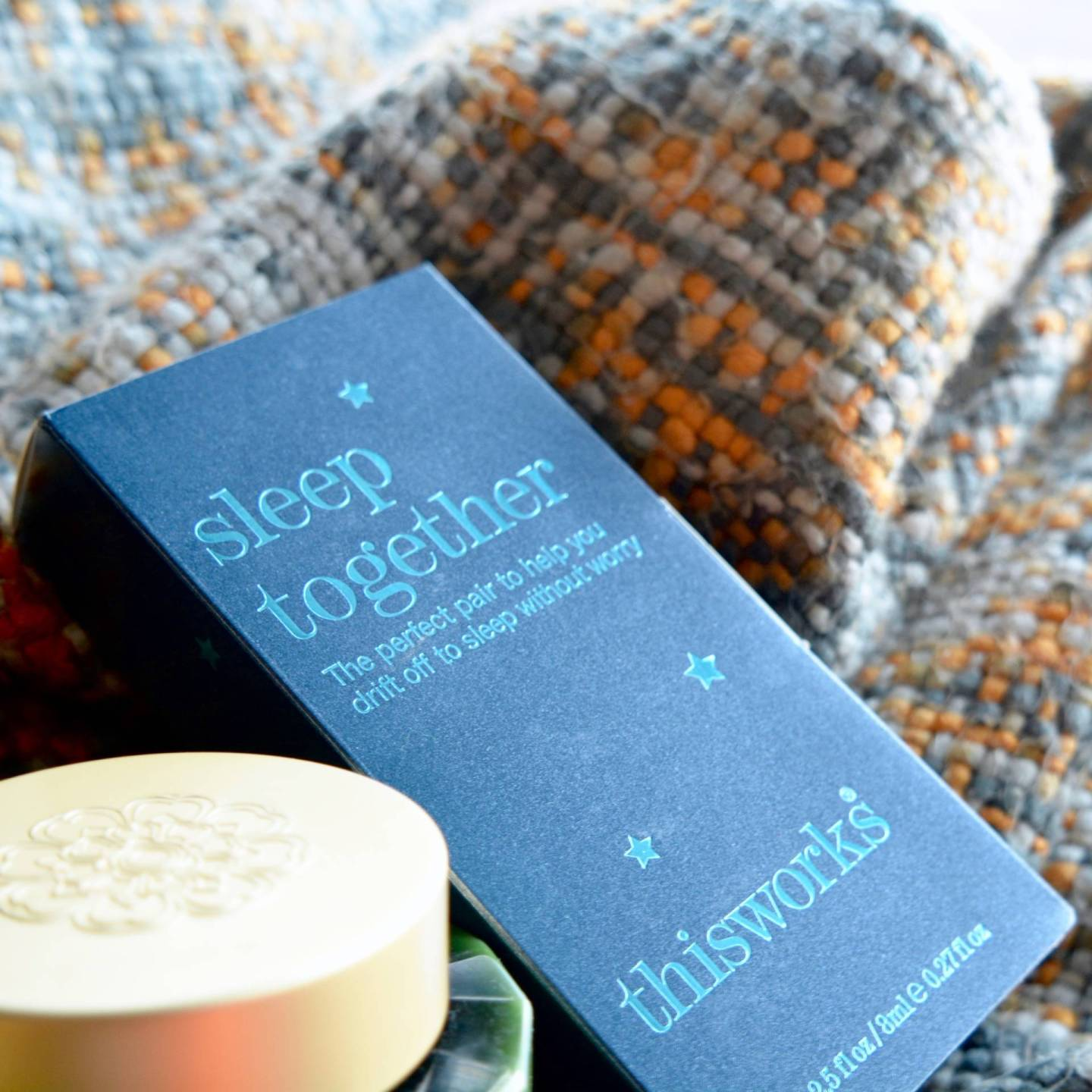 Winter pamper - struggle to sleep or find it hard to relax? This Works Sleep Together could be the answer to your prayers