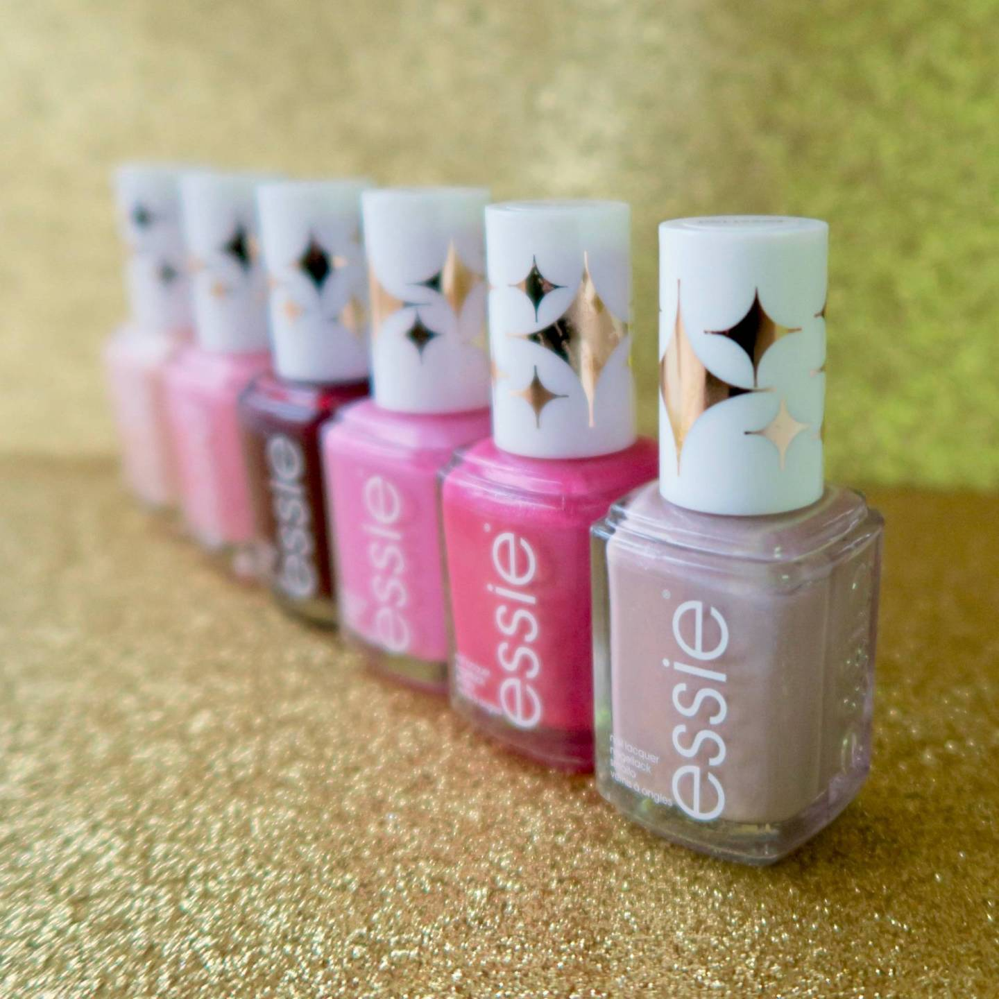 Essie Retro Revival 2017 Collection - Inspired by Las Vegas!