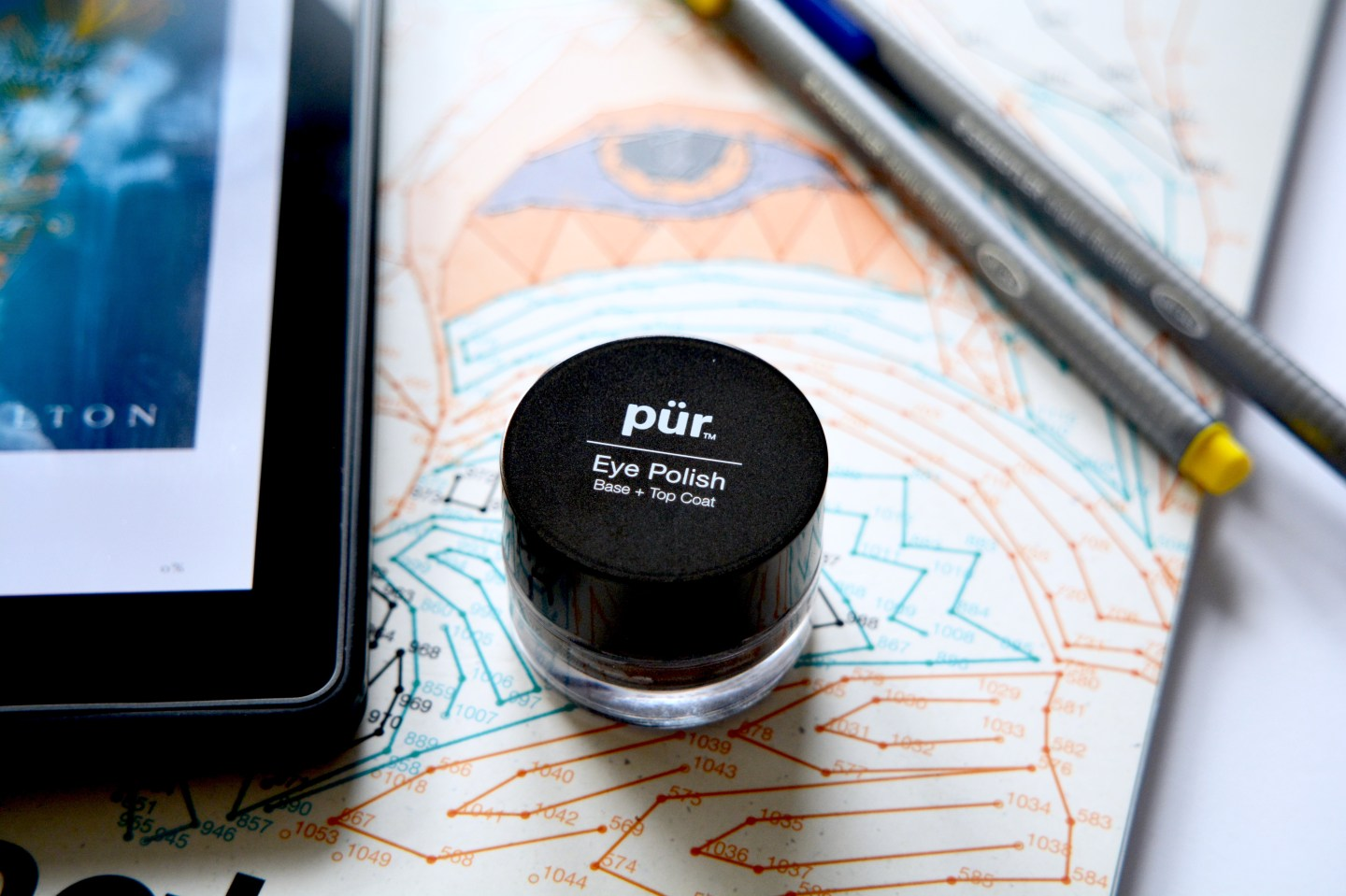 Friday Faves: the Pür Eye Polish is a gorgeous and easy way to get a smokey eye that won't budge