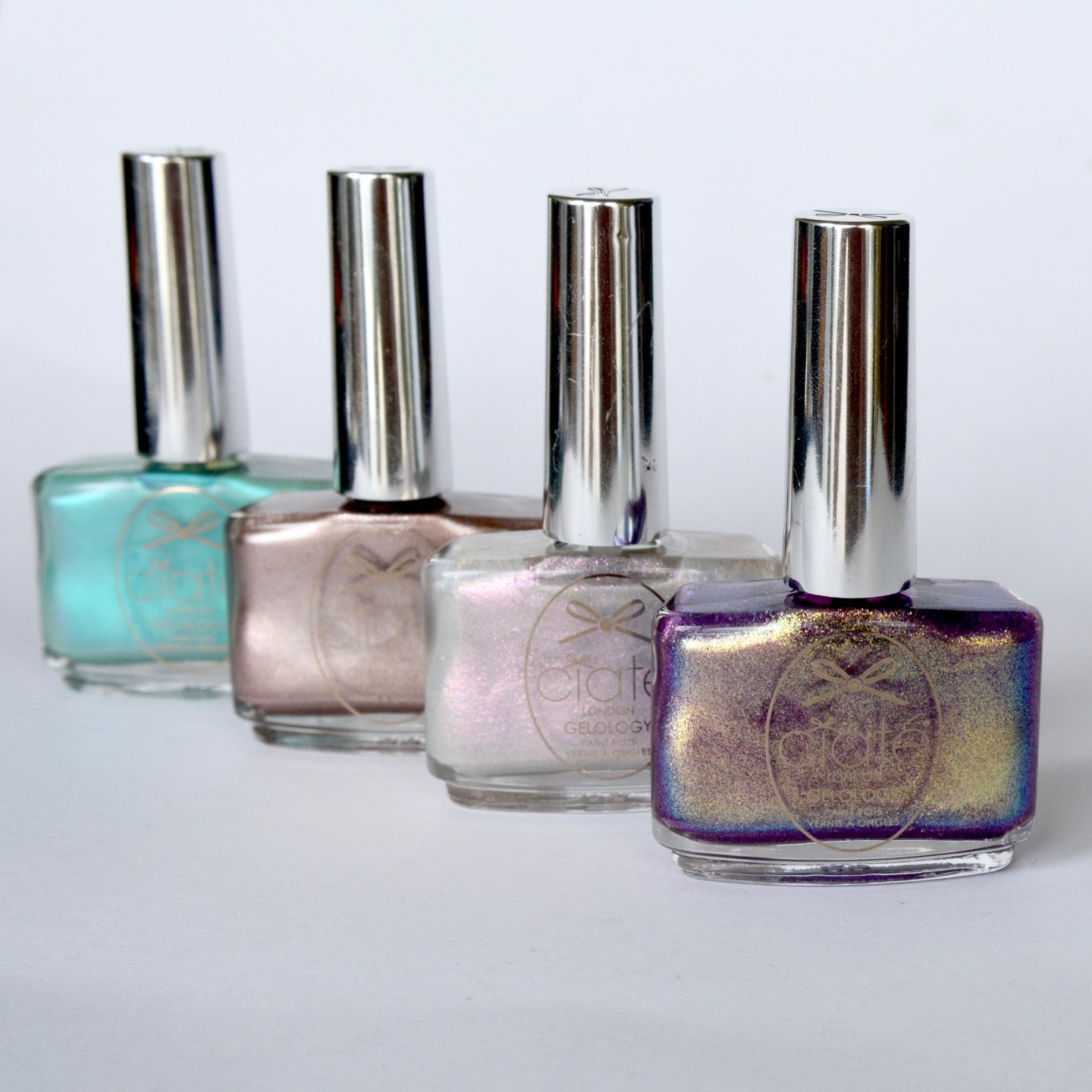 Ciaté Geology polishes