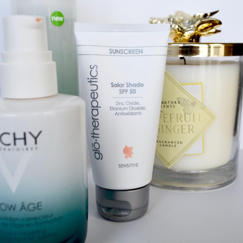 Skincare Shake Up May '17 - Glo-Therapeutics Solar Shade SPF25