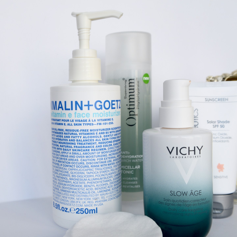 Skincare Shake Up May '17 - Malin + Goetz Vitamin E Moisturiser