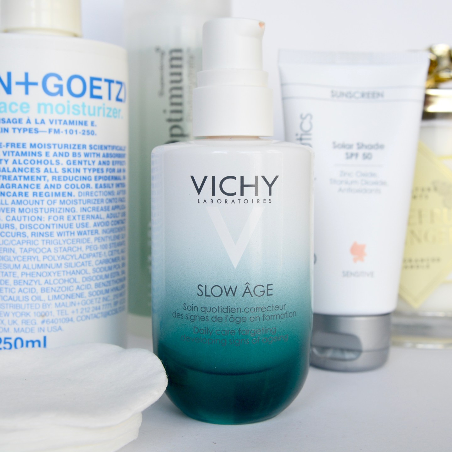 Skincare Shake Up May '17 - Vichy Slow Age