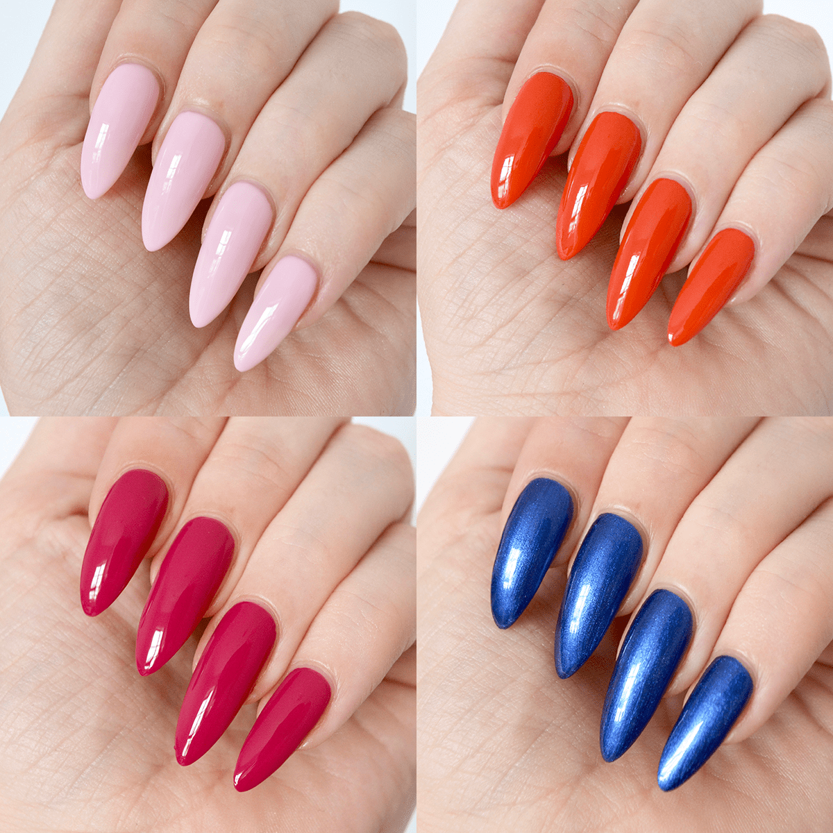 Essie Gel Couture Gala Bolds Collection Swatches