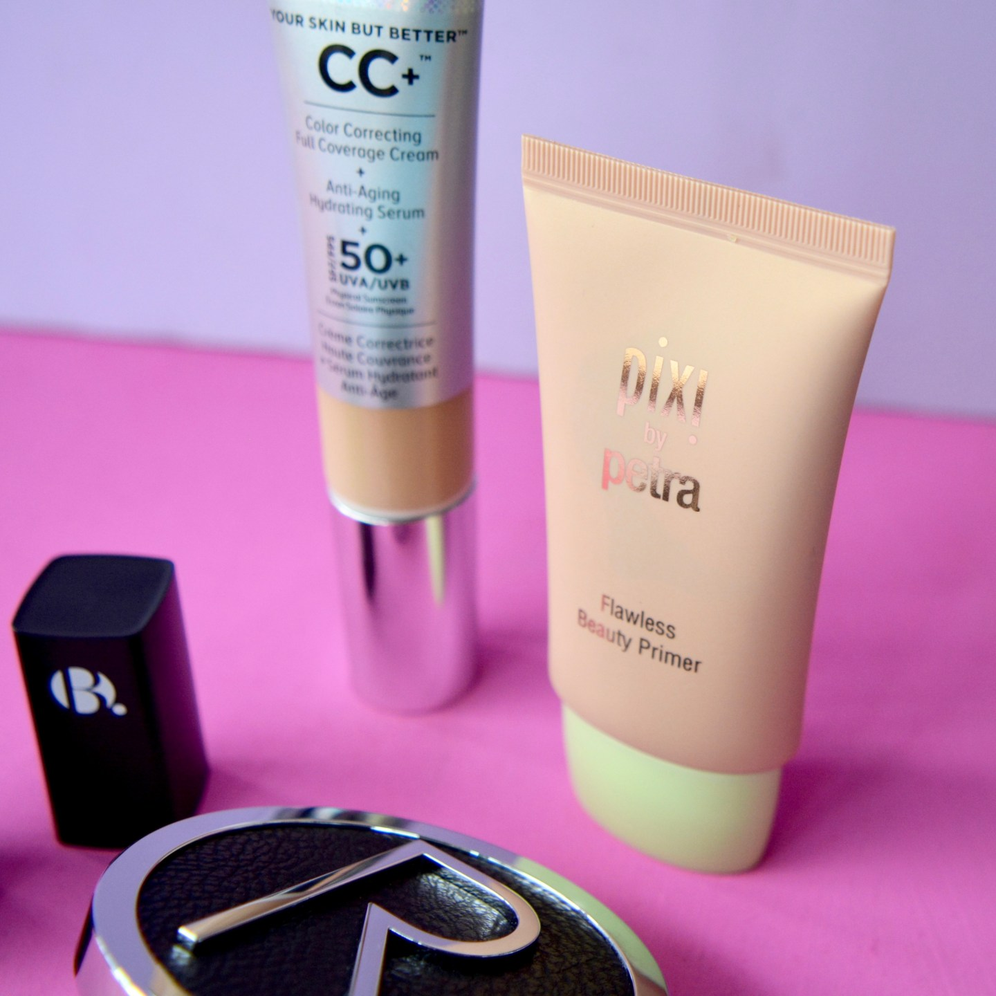 Pixi Flawless Beauty Primer, great for added radiance under make up