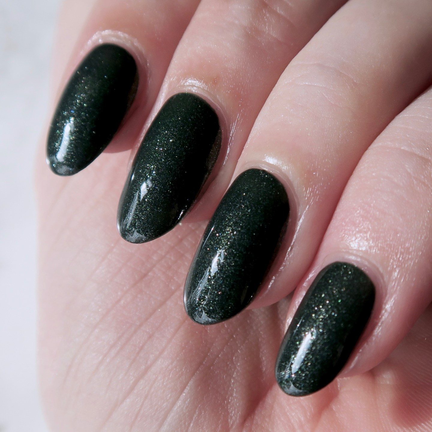 Essie x Rebecca Minkoff Leathers Collection 'Back In The Saddle' (with topcoat)