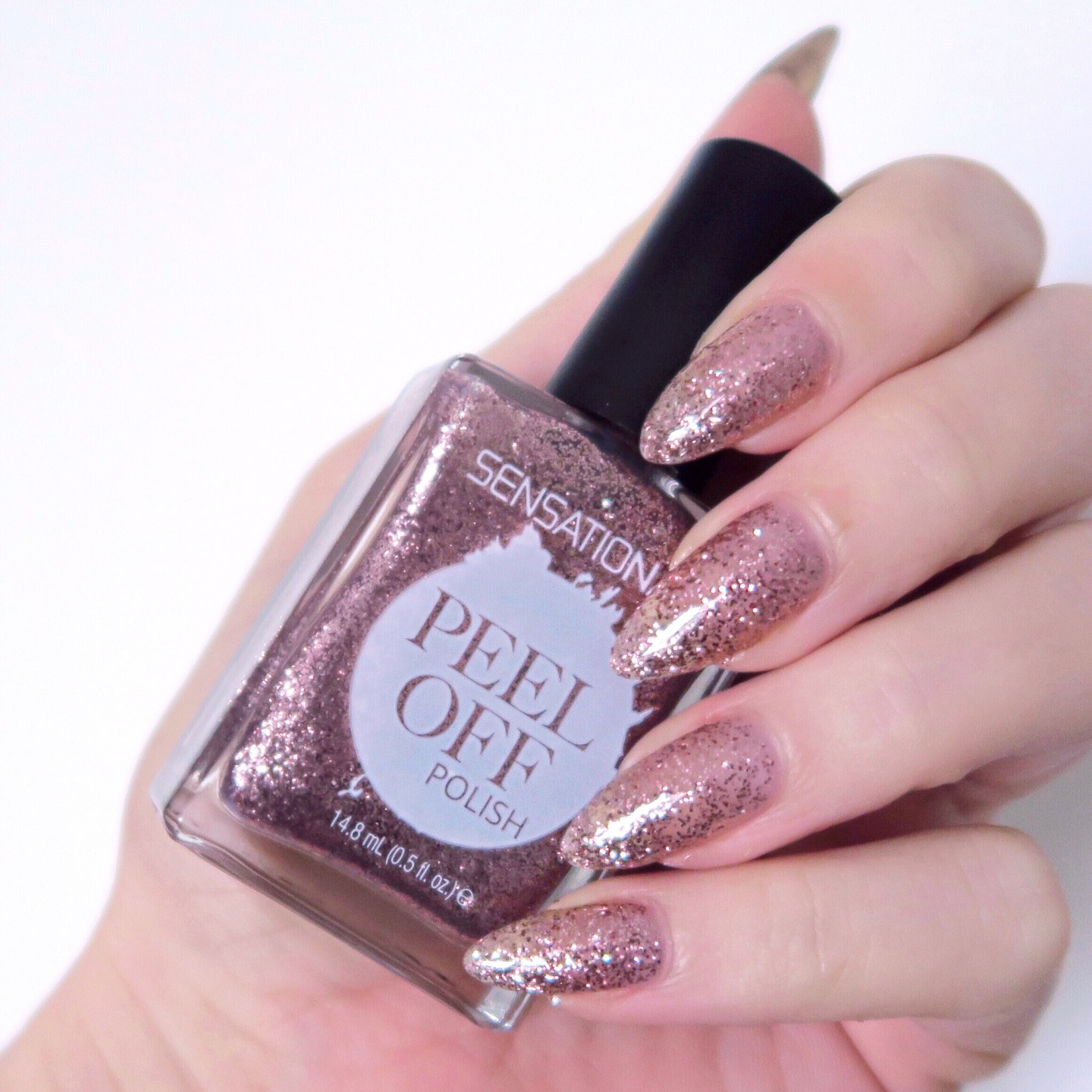 SensatioNail 'Good As Rose Gold'