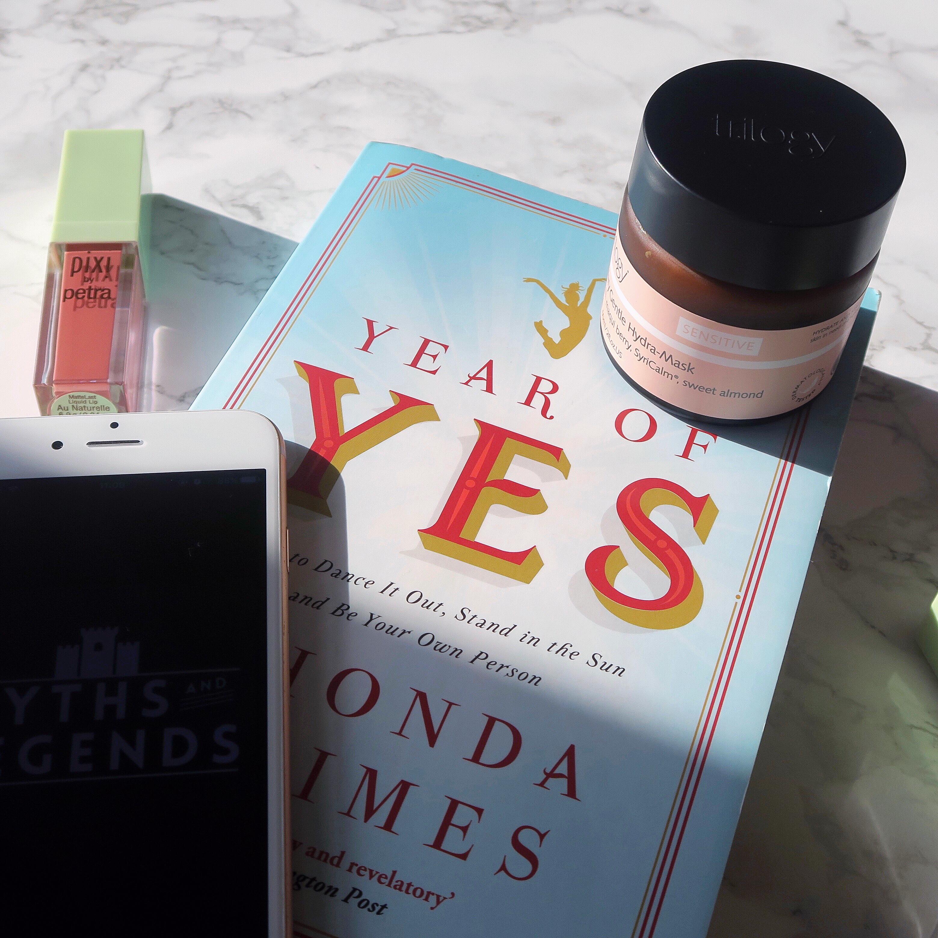 What I'm loving this week: Year Of Yes (Shonda Rhimes)