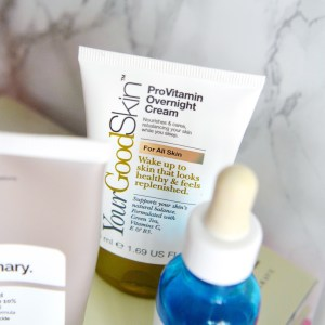Your Good Skin ProVitamin Overnight Cream - the new skincare from Boots, have a look on the blog for my thoughts