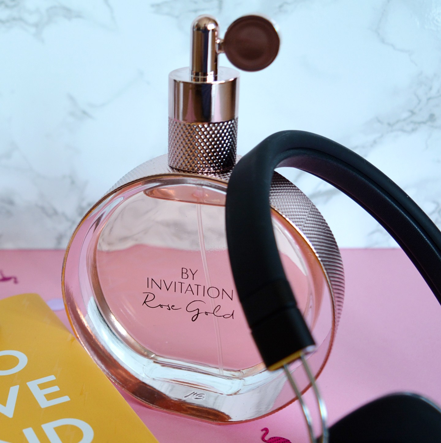 Michael Bublé 'By Invitation Rose Gold' - new perfume obsession! Feminine and sweet, perfect fragrance for summer.